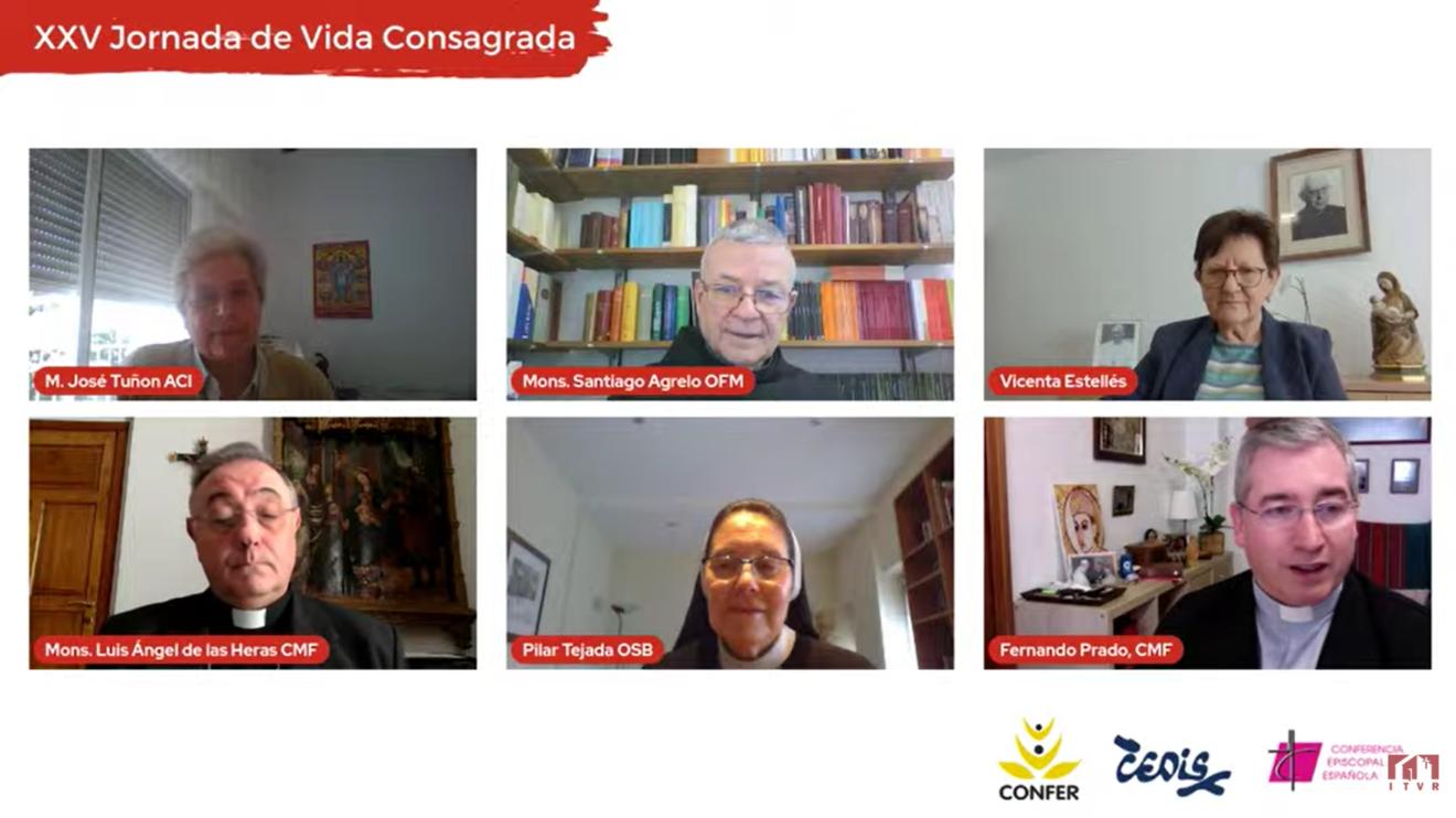 PREPARANDO LA JORNADA DE LA VIDA CONSAGRADA: LA VC PARÁBOLA EN UN MUNDO HERIDO (COLOQUIO)
