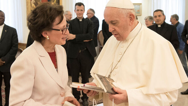 NURIA CALDUCH, SECRETARIA DE LA PONTIFICIA COMISIÓN BÍBLICA
