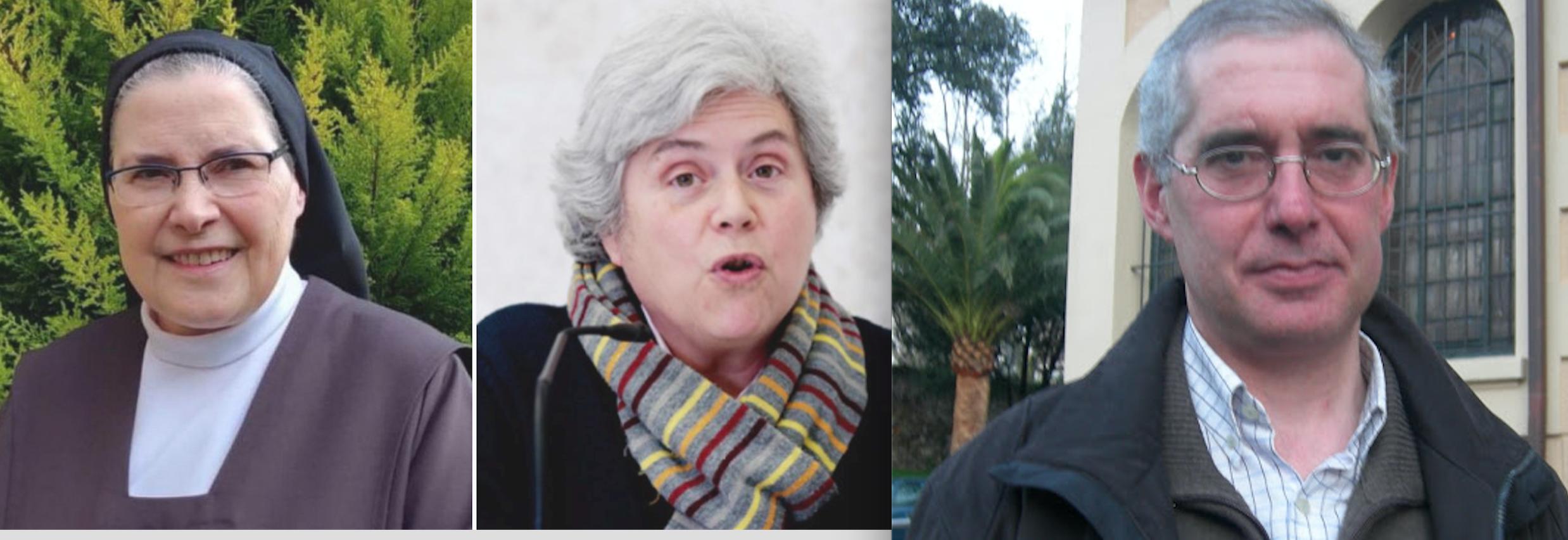 TRES RELIGIOSOS ESPAÑOLES, NUEVOS CONSULTORES DE LA CIVCSVA