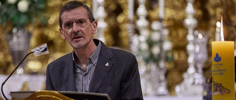 AMADOR FERNÁNDEZ FERNÁNDEZ, NUEVO SUPERIOR PROVINCIAL DE LA ORDEN DE SAN JUAN DE DIOS EN ESPAÑA